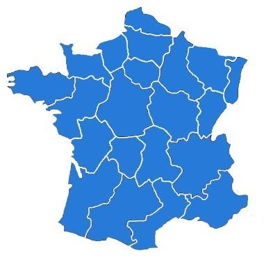 Bekende Streken In Frankrijk